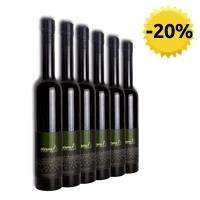 6 x Huile d'Olive Vierge Extra Bio OLEURA Arbequina 500 ml