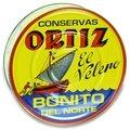 Thon blanc germon à l'huile d'olive Ortiz 1825 gr