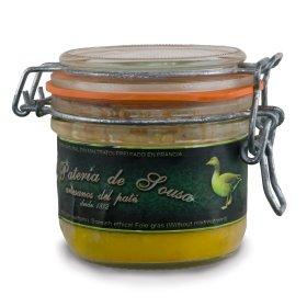 Foie gras entier d'oie ibérique sauvage