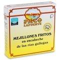Moules frits à l'escabèche des Rías Gallegas Paco Lafuente 8/10 pièces 111 gr
